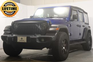 2018 Jeep All-New Wrangler Unlimited Sport in Branford, CT 06405