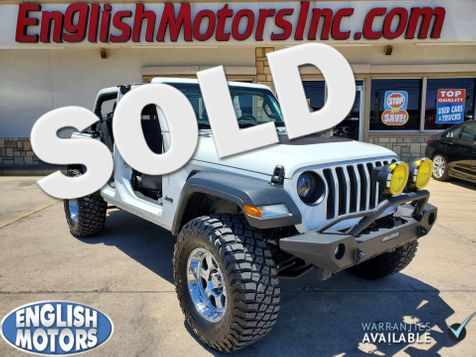 2018 Jeep All-New Wrangler Unlimited Sport S in Brownsville, TX