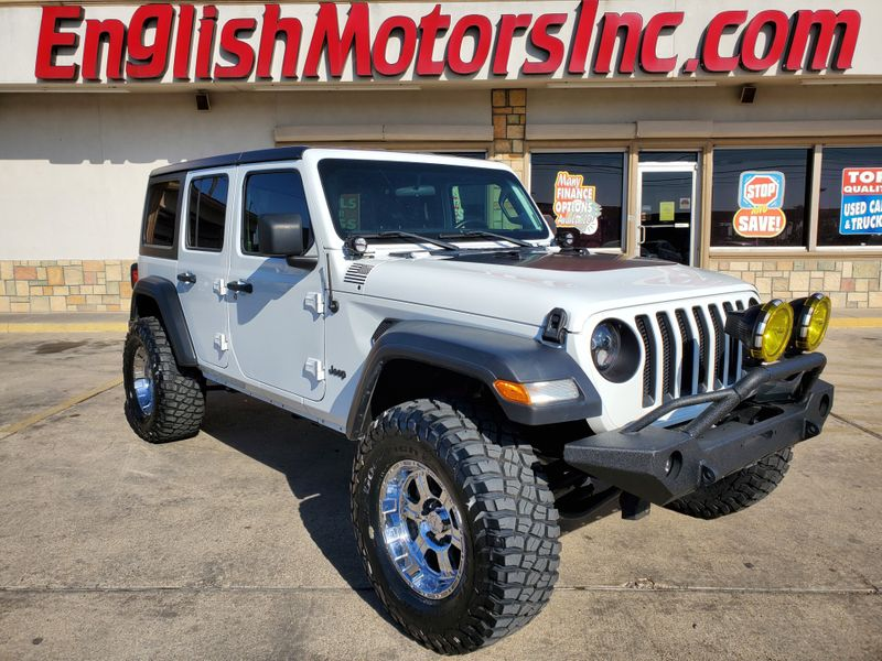 2018 Jeep All-New Wrangler Unlimited Sport S  Brownsville TX  English Motors  in Brownsville, TX
