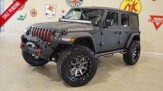2018 Jeep Wrangler JL Unlimited Rubicon 4X4 CUSTOM,LIFTED,NAV,HTD LTH,LED'S! in Carrollton TX, 75006
