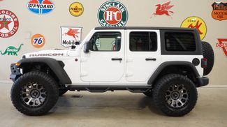 2018 Jeep Wrangler JL Unlimited Rubicon 4X4,DUPONT KEVLAR,LIFTED,NAV,LTH,LED'S in Carrollton TX, 75006