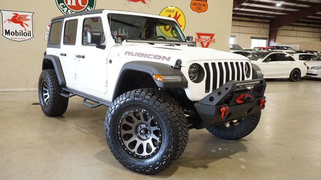 2018 Jeep Wrangler JL Unlimited Rubicon 4X4,DUPONT KEVLAR,LIFTED,NAV,LTH,LED'S