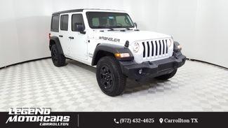 2018 Jeep All-New Wrangler Unlimited Sport in Carrollton, TX 75006