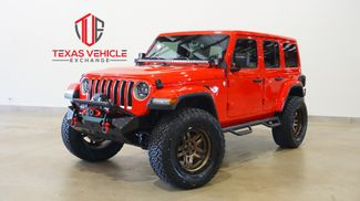 2018 Jeep Wrangler Unlimited Sahara 4X4 LIFTED,BUMPERS,LED'S,FUEL WHLS in Carrollton, TX 75006