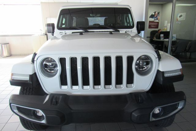 2018 Jeep All-New Wrangler Unlimited Sahara WNAVIGATION SYSTEM/ BACK UP CAM Chicago, Illinois 2