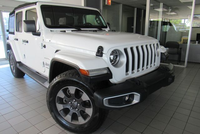 2018 Jeep All-New Wrangler Unlimited Sahara WNAVIGATION SYSTEM/ BACK UP CAM Chicago, Illinois