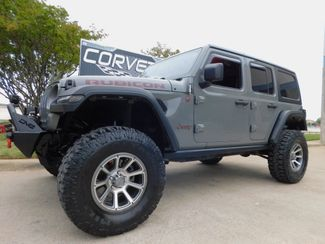 2018 Jeep All-New Wrangler Unlimited Rubicon Auto, Hardtop, Towing, Alloy Wheels 58k in Dallas, Texas 75220