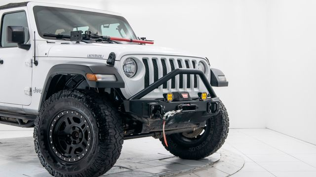 2018 Jeep All-New Wrangler Unlimited Sport Lifted with Upgrades in Dallas, TX 75229