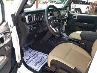2018 Jeep All-New Wrangler Unlimited Sahara Houston, Mississippi 8