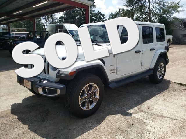 2018 Jeep All-New Wrangler Unlimited Sahara Houston, Mississippi