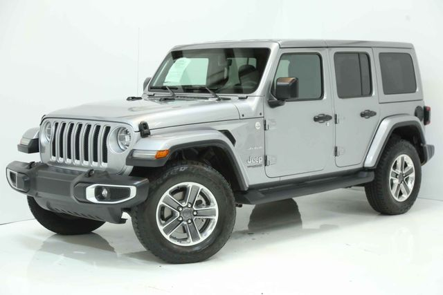 2018 Jeep All-New Wrangler Unlimited Sahara Houston, Texas 0