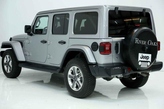 2018 Jeep All-New Wrangler Unlimited Sahara Houston, Texas 9