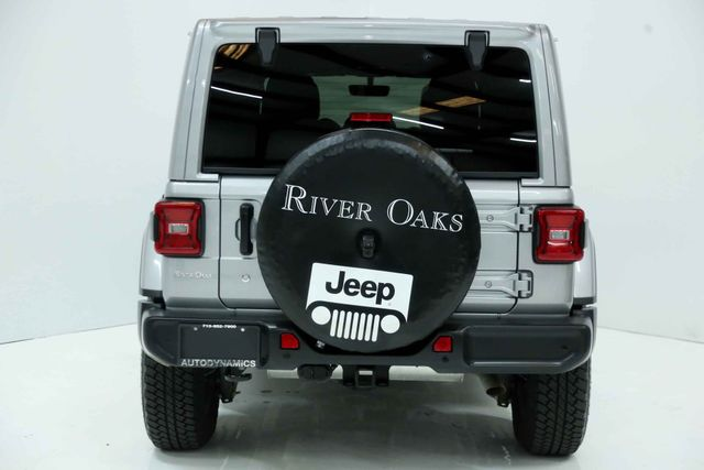 2018 Jeep All-New Wrangler Unlimited Sahara Houston, Texas 10