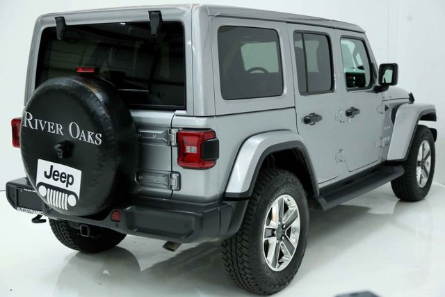 2018 Jeep All-New Wrangler Unlimited Sahara Houston, Texas 11