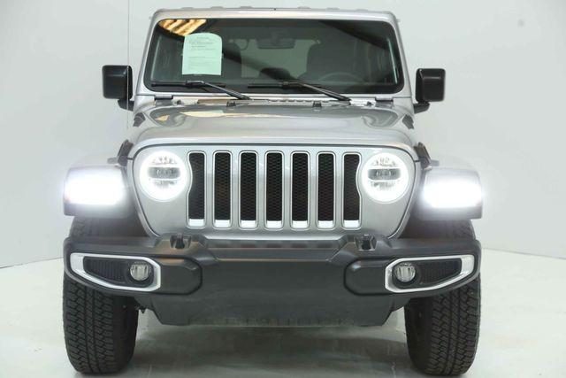 2018 Jeep All-New Wrangler Unlimited Sahara Houston, Texas 5