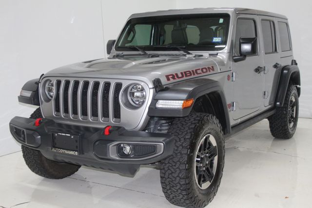 2018 Jeep All-New Wrangler Unlimited Rubicon Houston, Texas 2