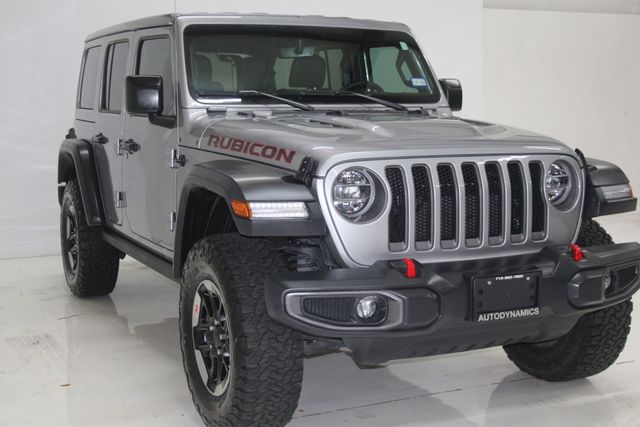 2018 Jeep All-New Wrangler Unlimited Rubicon Houston, Texas 4