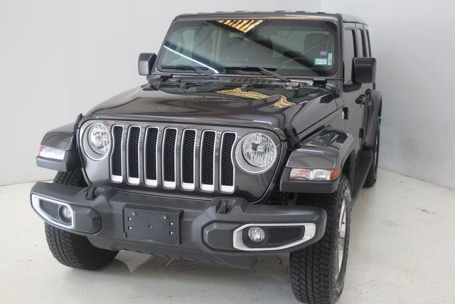 2018 Jeep All-New Wrangler Unlimited Sahara Houston, Texas 2