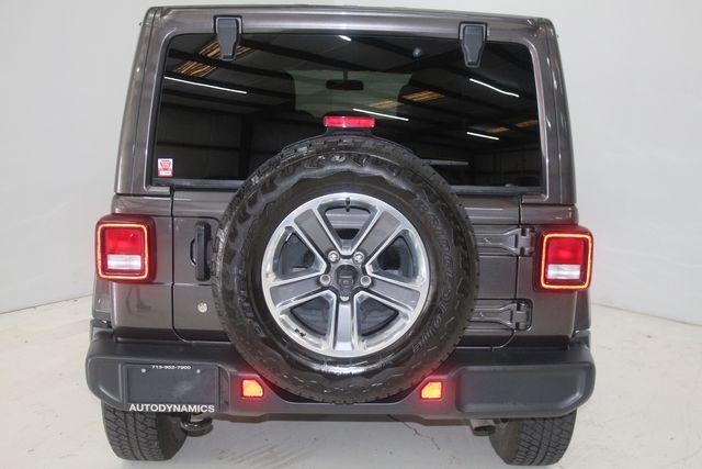 2018 Jeep All-New Wrangler Unlimited Sahara Houston, Texas 14