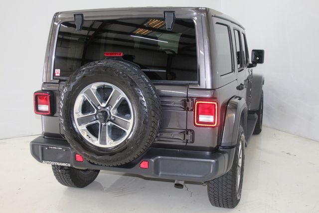 2018 Jeep All-New Wrangler Unlimited Sahara Houston, Texas 15