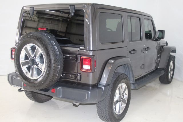 2018 Jeep All-New Wrangler Unlimited Sahara Houston, Texas 16