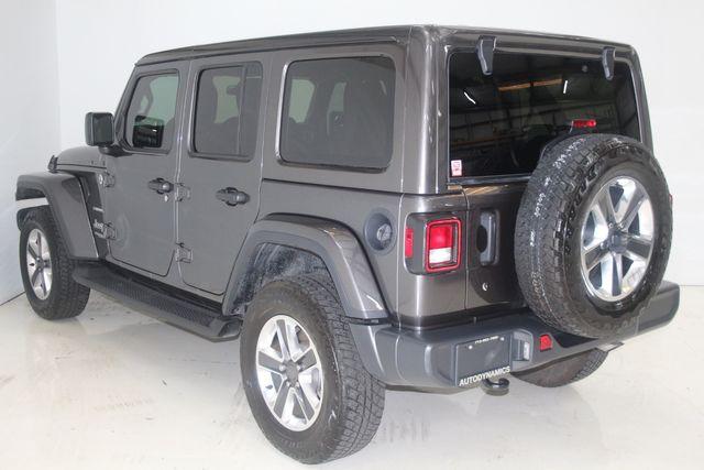 2018 Jeep All-New Wrangler Unlimited Sahara Houston, Texas 19