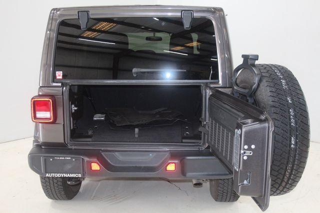 2018 Jeep All-New Wrangler Unlimited Sahara Houston, Texas 22