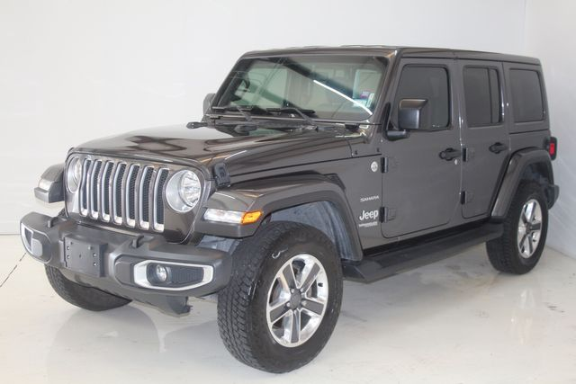 2018 Jeep All-New Wrangler Unlimited Sahara Houston, Texas 3