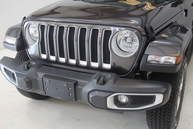 2018 Jeep All-New Wrangler Unlimited Sahara Houston, Texas 4