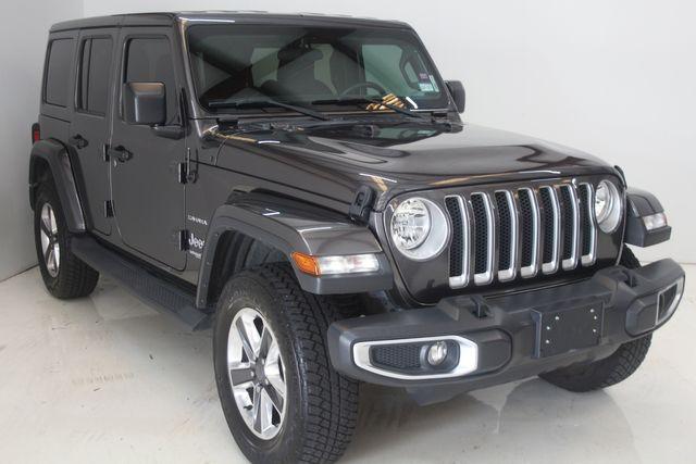 2018 Jeep All-New Wrangler Unlimited Sahara Houston, Texas 8