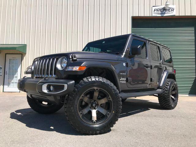 2018 Jeep JL Wrangler Unlimited Sahara