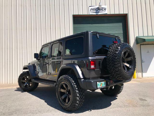 2018 Jeep JL Wrangler Unlimited Sahara in Jacksonville , FL 32246