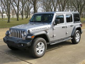 2018 Jeep All-New Wrangler Unlimited Sport S in Marion, Arkansas 72364