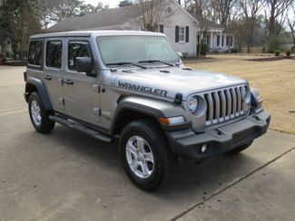 2018 Jeep All-New Wrangler Unlimited Sport S price - Used Cars Memphis - Hallum Motors citystatezip  in Marion, Arkansas
