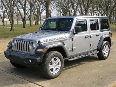 2018 Jeep All-New Wrangler Unlimited Sport S in Marion, Arkansas
