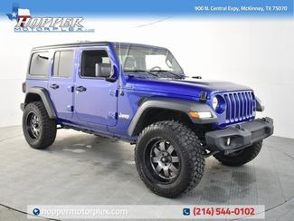 2018 Jeep All-New Wrangler Unlimited Sport S in McKinney, TX 75070
