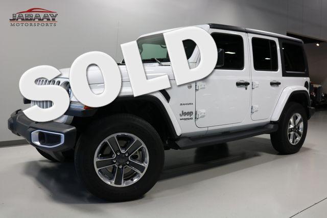 2018 Jeep All-New Wrangler Unlimited Sahara Merrillville, Indiana