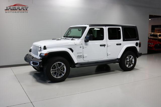 2018 Jeep All-New Wrangler Unlimited Sahara Merrillville, Indiana 35