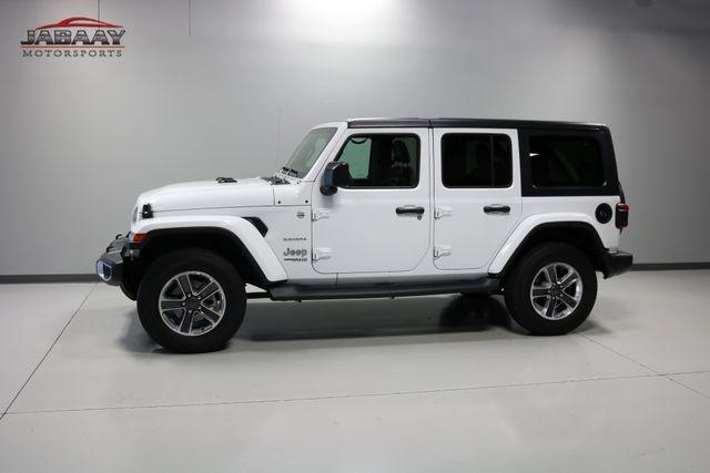 2018 Jeep All-New Wrangler Unlimited Sahara Merrillville, Indiana 36