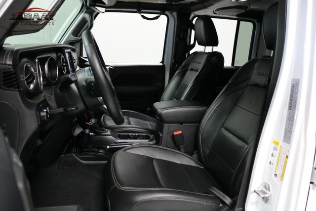 2018 Jeep All-New Wrangler Unlimited Sahara Merrillville, Indiana 10