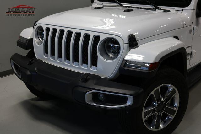 2018 Jeep All-New Wrangler Unlimited Sahara Merrillville, Indiana 31