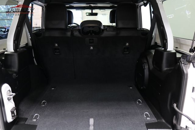 2018 Jeep All-New Wrangler Unlimited Sahara Merrillville, Indiana 29