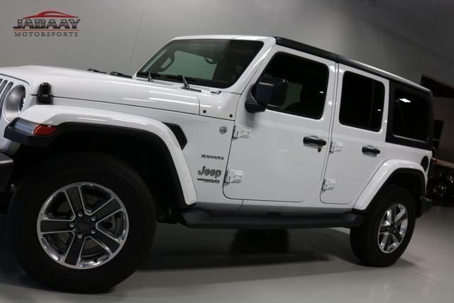 2018 Jeep All-New Wrangler Unlimited Sahara Merrillville, Indiana 32