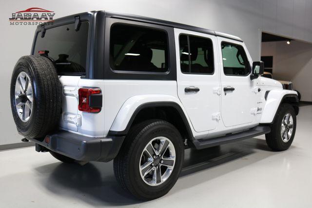 2018 Jeep All-New Wrangler Unlimited Sahara Merrillville, Indiana 4