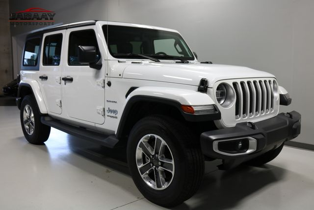 2018 Jeep All-New Wrangler Unlimited Sahara Merrillville, Indiana 6