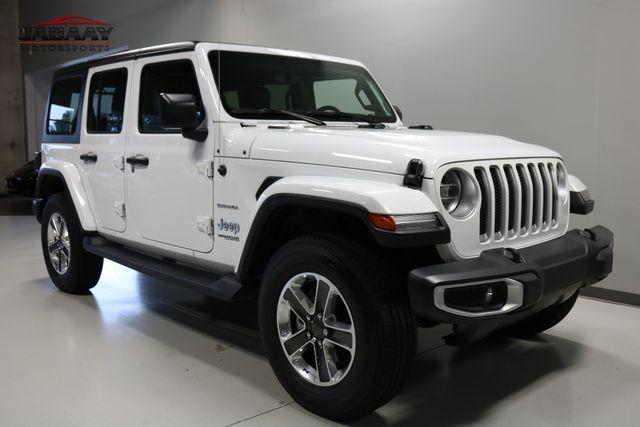 2018 Jeep All-New Wrangler Unlimited Sahara Merrillville, Indiana 6