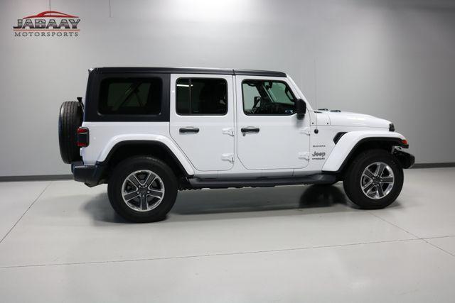 2018 Jeep All-New Wrangler Unlimited Sahara Merrillville, Indiana 42