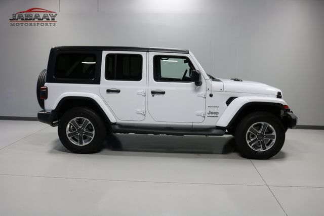 2018 Jeep All-New Wrangler Unlimited Sahara Merrillville, Indiana 43