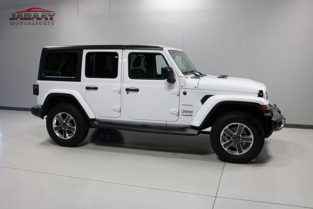 2018 Jeep All-New Wrangler Unlimited Sahara Merrillville, Indiana 44
