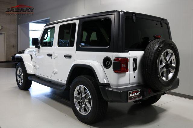 2018 Jeep All-New Wrangler Unlimited Sahara Merrillville, Indiana 2